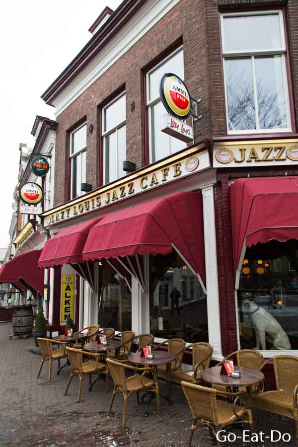Lazy Louis Jazz Cafe in Amersfoort the Netherlands