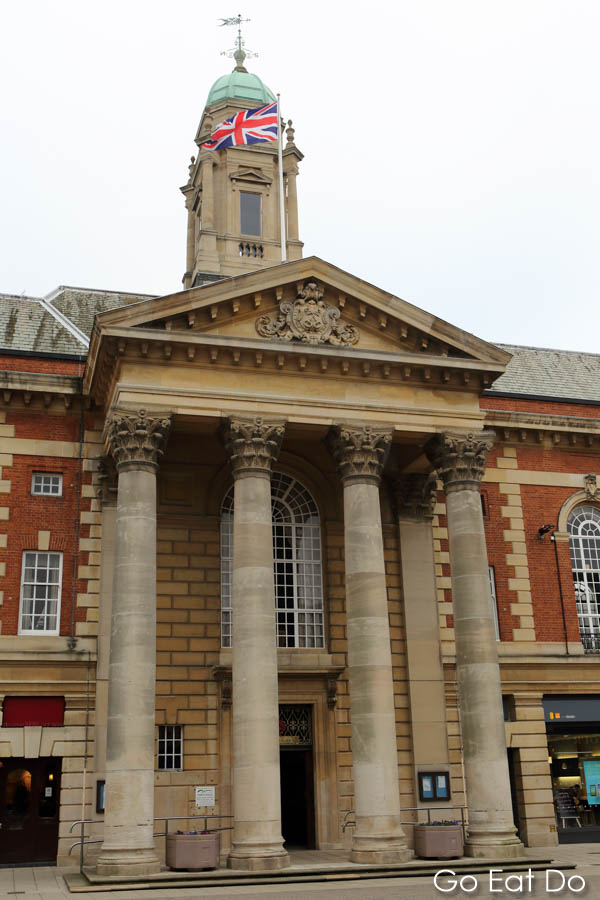 Classical Architecture, Town Hall, Peterborough